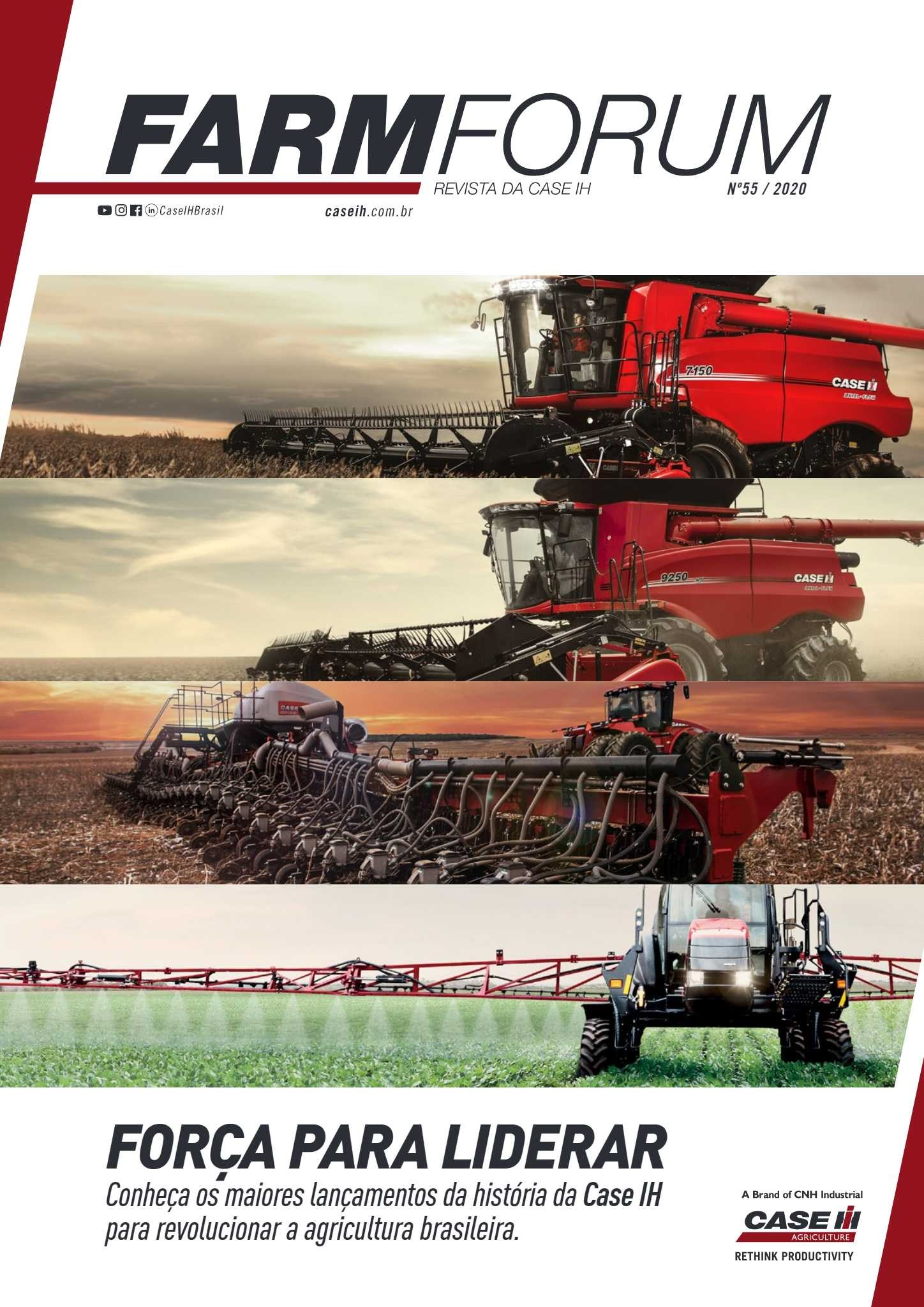 REVISTA FARM FÓRUM
